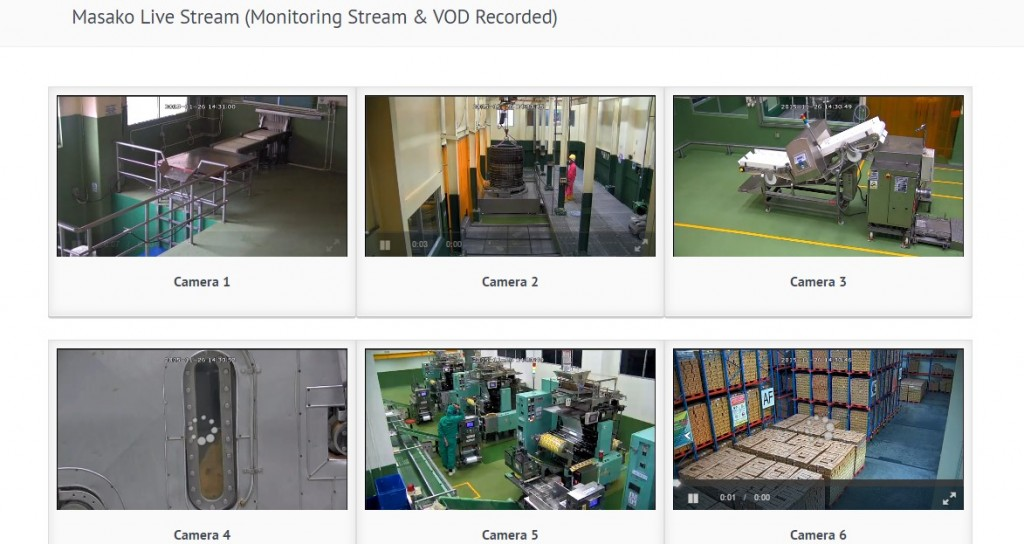 Live Streaming Video CCTV
